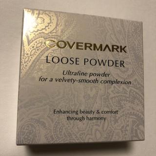 COVERMARK - 限定  ルースパウダー クリアアップY イエローベース カバーマーク パウダー