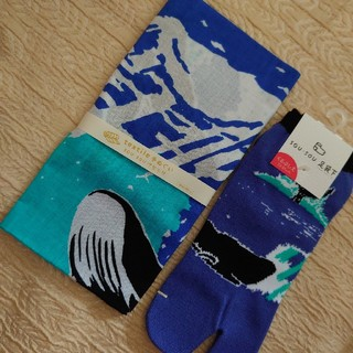 SOU・SOU - sousouの頒布会限定靴下と手拭い