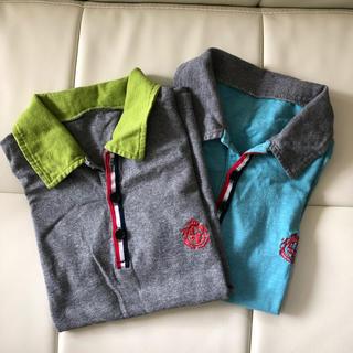 ジーンズベー(jeans-b)のjeans-b(ジーンズベー) ポロシャツ 130cm(Tシャツ/カットソー)