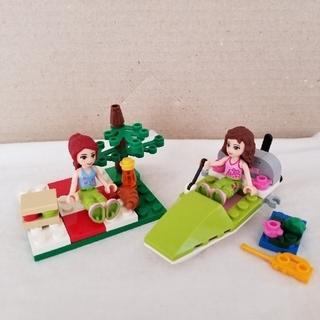 レゴ(Lego)のレゴフレンズ 30108と30115(積み木/ブロック)