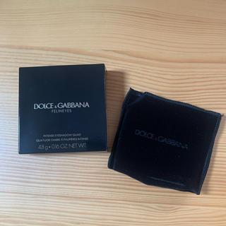 ドルチェアンドガッバーナ(DOLCE&GABBANA)のdolce&GABBANAアイシャドー空箱 布巾着(ショップ袋)