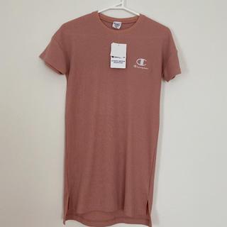 Champion - 新品 チャンピオン Tシャツ ワンピース ワッフル 120
