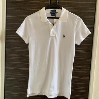 ラルフローレン(Ralph Lauren)のラルフローレンポロシャツ Mレディース(ポロシャツ)