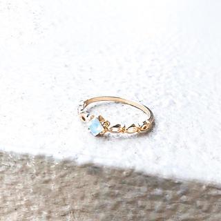 アメリヴィンテージ(Ameri VINTAGE)のSerpente ring*セルペンティ リング(リング)