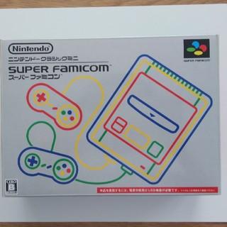 任天堂 - 【美品】Nintendo ニンテンドークラシックミニ スーパーファミコン