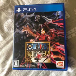PlayStation4 - ONE PIECE 海賊無双4 PS4