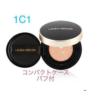laura mercier - 未使用クッションファンデ 1C1