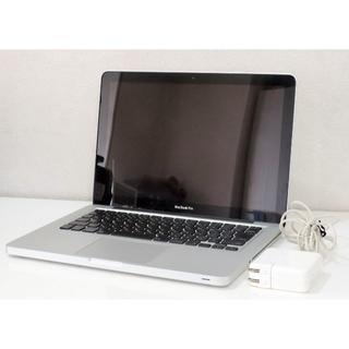 アップル(Apple)の★ダブルOS☆Win10&Mac★MacBookPro13inch(ノートPC)