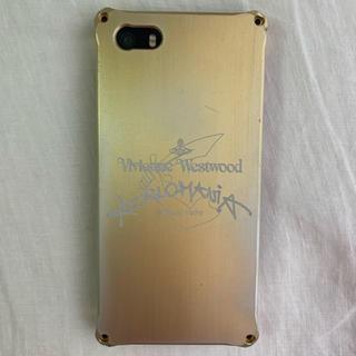 ヴィヴィアンウエストウッド(Vivienne Westwood)のvivienne westwood アングロマニアスマホケース (iPhoneケース)