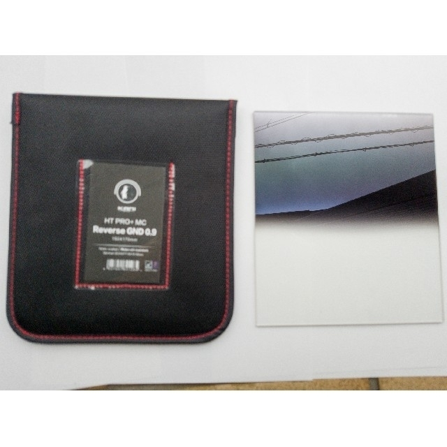 KANI HT PRO+ MC Reverse GND 0.9 150×170㎜ スマホ/家電/カメラのカメラ(フィルター)の商品写真