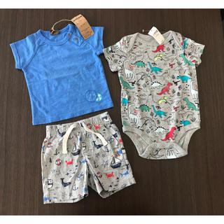 babyGAP - babygap ■ ロンパース Tシャツ パンツ 恐竜