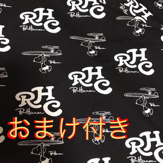 ロンハーマン(Ron Herman)のスヌーピー  生地 ロンハーマン(生地/糸)