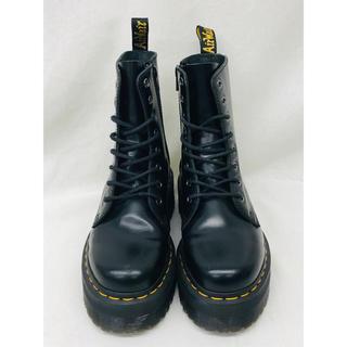 ドクターマーチン(Dr.Martens)のDr.Martens JADON UK4 厚底サイドジップ ブーツ 箱なし(ブーツ)
