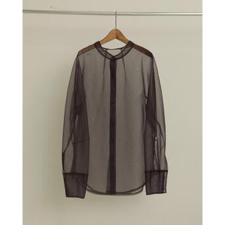 Ameri VINTAGE - TODAYFUL  Organdy Sheer Shirts