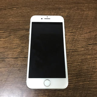 iPhone - iPhone 7 Silver 128 GB SIM フリーApple