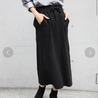 ローリーズファーム(LOWRYS FARM)のヘンケイワッフルカットスカート(ロングスカート)