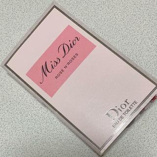 ディオール(Dior)のミス ディオール ローズ&ローズ(オードゥ トワレ)(香水(女性用))