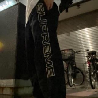 Supreme - supreme track pants 17ss