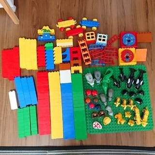 レゴ(Lego)のレゴ デュプロ 大量セット*動物園(積み木/ブロック)