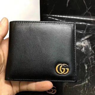 グッチ(Gucci)の★美品★GUCCIグッチダブルG財布(折り財布)
