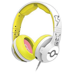 ニンテンドウ(任天堂)のホリ 任天堂ゲーミングヘッドセット ピカチュウ  POP 新品未使用(携帯用ゲーム機本体)