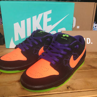 NIKE - NIKE SB LOW PRO NIGHT OF MISCHIEF 28cm