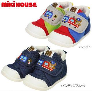 mikihouse - 新品♡ミキハウス プッチー  14.0 15.0 靴 スニーカー  シューズ