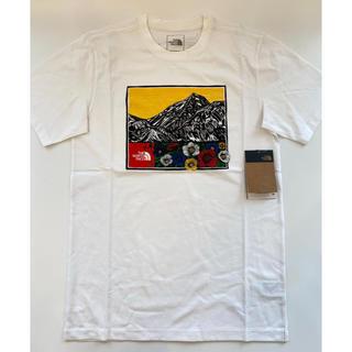 ザノースフェイス(THE NORTH FACE)の【Lサイズ】新品未使用タグ付き ノースフェイス Tシャツ ホワイト(Tシャツ/カットソー(半袖/袖なし))
