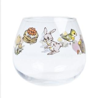 フランシュリッペ(franche lippee)の【新品】フランシュリッペのハイチーズ柄ゆらりんグラス(グラス/カップ)