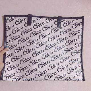 フーズフーチコ(who's who Chico)のノベルティ バック(エコバッグ)