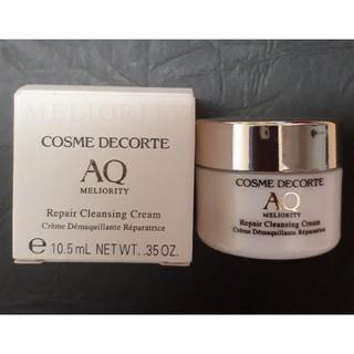 コスメデコルテ(COSME DECORTE)の新品未使用コスメデコルテAQミリオリティクレンジングクリーム(クレンジング/メイク落とし)