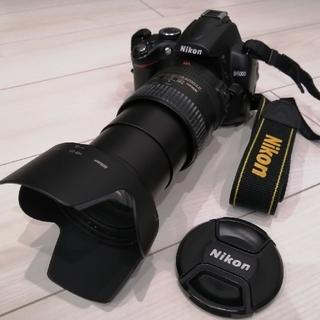 Nikon - NIKON D5000 18-55mm【レンズは18-200mmへ変換し使用】