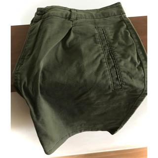 エイチアンドエム(H&M)の◎値下げ レディーススカート H&M(ひざ丈スカート)