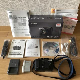 Canon - Canon PowerShot G10 バッテリー2個付き