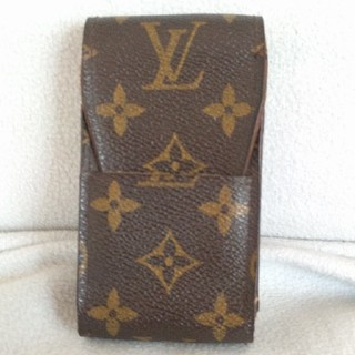 ルイヴィトン(LOUIS VUITTON)のAAA様専用 ルイヴィトン正規品タバコケース(その他)