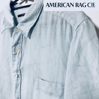 アメリカンラグシー(AMERICAN RAG CIE)のアメリカンラグシー リネン 麻 半袖シャツ(シャツ)