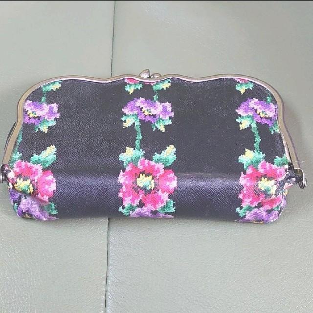FEILER(フェイラー)の可愛くておしゃれな花がらのフェイラーポーチ(^-^) レディースのファッション小物(その他)の商品写真