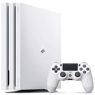 PlayStation4 - PlayStation 4 Pro グレイシャー・ホワイト 1TB