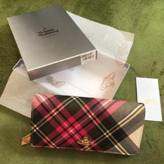 ヴィヴィアンウエストウッド(Vivienne Westwood)のVivienne Westwood 長財布ダービーエキシビジョンロングウォレット(長財布)