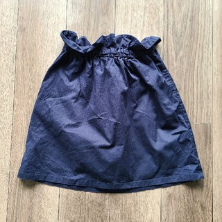 ユニクロ(UNIQLO)の【UNIQLO】150 GIRLS ギャザースカート(スカート)