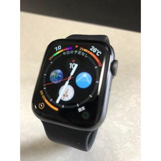 アップルウォッチ(Apple Watch)のApple Watch Series 4 (GPSモデル・44mm) 本体のみ(腕時計(デジタル))