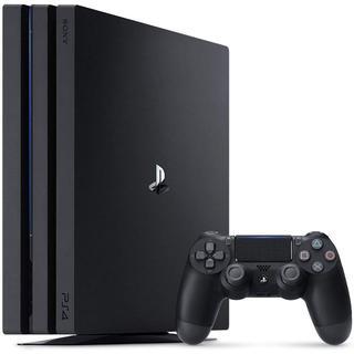 SONY - PS4 Pro ジェット・ブラック 1TB (CUH-7200BB01)