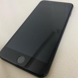 Apple - Apple iPhone7 Plus 128 GB ジェットブラック au