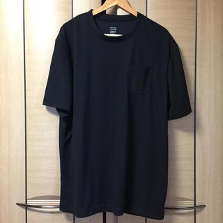 しまむら - 美品  ドライTシャツ  ブラック