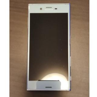 エクスペリア(Xperia)のXperia XZs Ice Blue 32 GB au SOV35(スマートフォン本体)