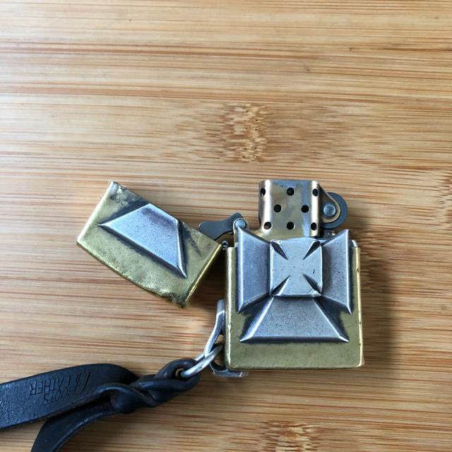 ストップライト zippo  メンズのファッション小物(タバコグッズ)の商品写真