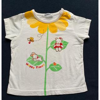 familiar - ファミリア Tシャツ 90 女の子