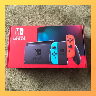 Nintendo Switch - 新品 Nintendo Switch ネオン 本体