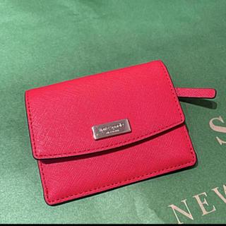 kate spade new york - ード・お財布.コインケース.赤.キーケース.パスケース☺︎