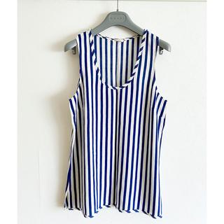 ドゥーズィエムクラス(DEUXIEME CLASSE)のAmerican Vintage アメリカンヴィンテージ ストライプ カットソー(Tシャツ(半袖/袖なし))